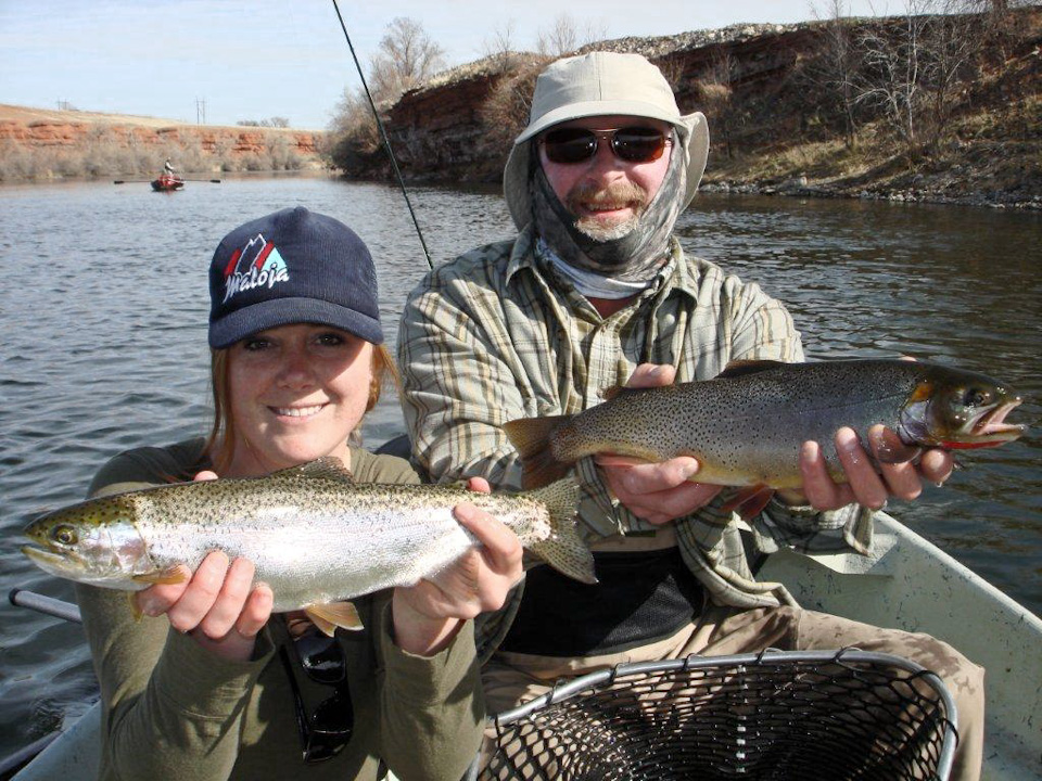 Thermopolis wyoming river shuttle 307 outfitters for Bighorn river fishing report