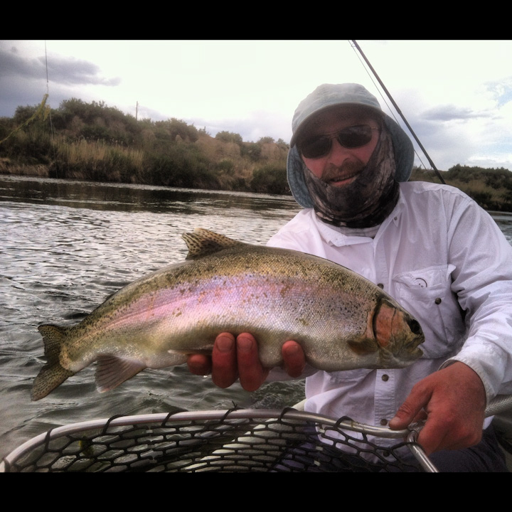 Bighorn river in wyoming fishing report 307 outfitters for Bighorn river fishing report