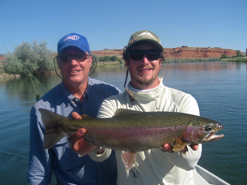 wyoming fly fishing 307 outfitters